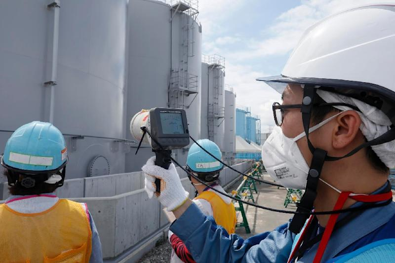 Toughened safety measures -- introduced after the 2011 Fukushima tsunami and nuclear disaster -- mean some existing nuclear reactors face being closed (AFP Photo/Kimimasa MAYAMA)