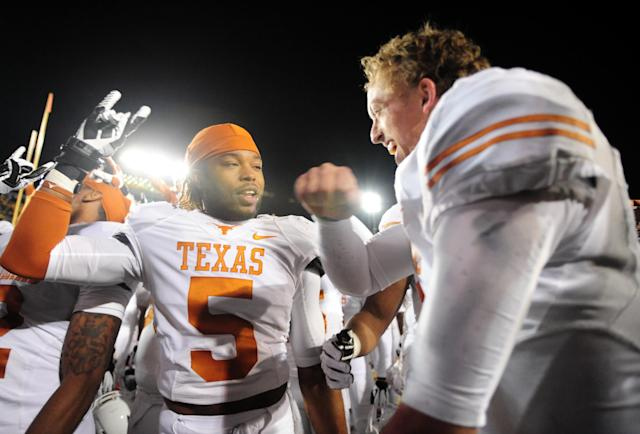 Texas S Josh Turner reportedly still part of the team