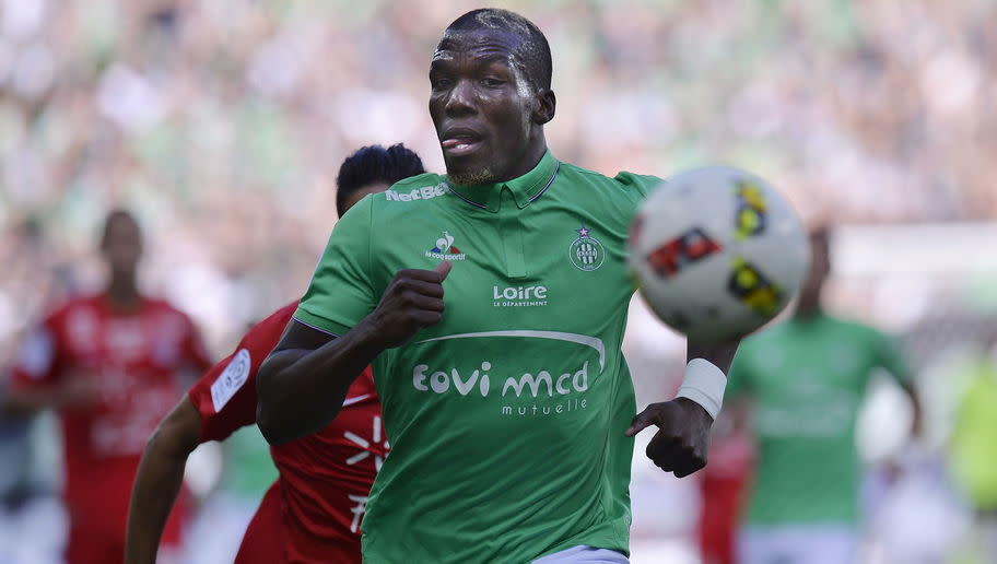 <p>While typically a centre-back, Florentin is versatile enough that he has also made himself an option for Saint-Etienne coach Christophe Galtier at left-back this season.</p> <br /><p>And with club captain Loic Perrin and former Cardiff defender Kevin Theophile-Catherine very much the first preferred central partnership, it is at left-back where Pogba will continue to operate for the visit to Old Trafford.</p> <br /><p>He's consistently played as a full-back since returning to the team in late January, putting in particularly good performances in recent Ligue 1 wins over Toulouse and Lyon.</p>