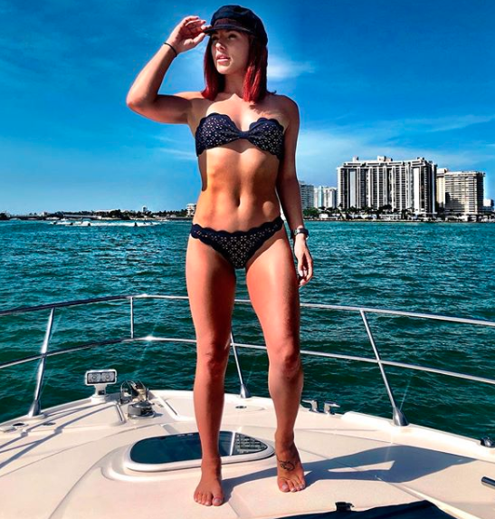 Sharna is tipped to steal the nation's heart in 2020. Photo: Instagram/sharnaburgess