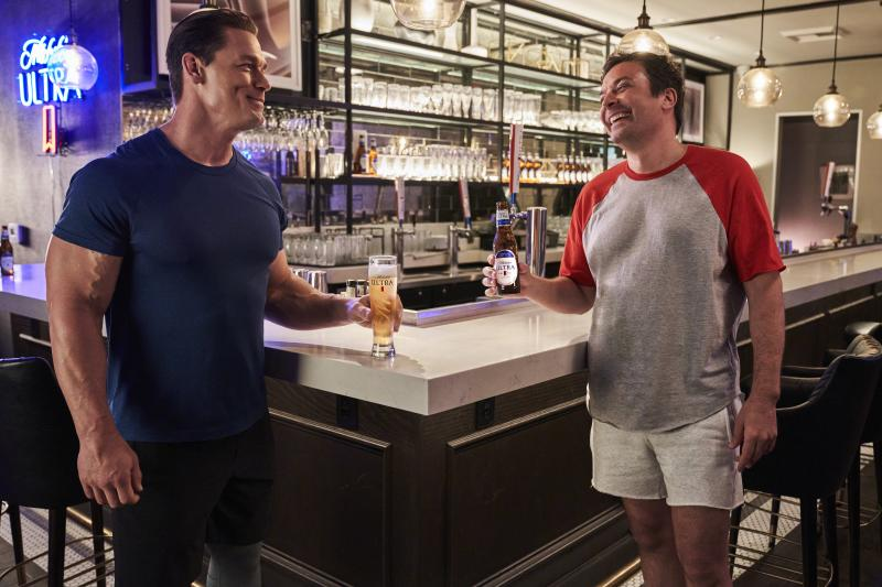 Get prepped for the big game by watching all the Super Bowl commercials that have been released so far. (Image courtesy of Michelob)