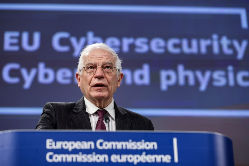 EU Commission presents strategy on cybersecurity
