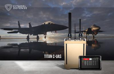 Citadel Defense's Titan CUAS solutions brings confidence, readiness, and modernization to those protecting national security, preparing them for the sUAS threat today and in the future.