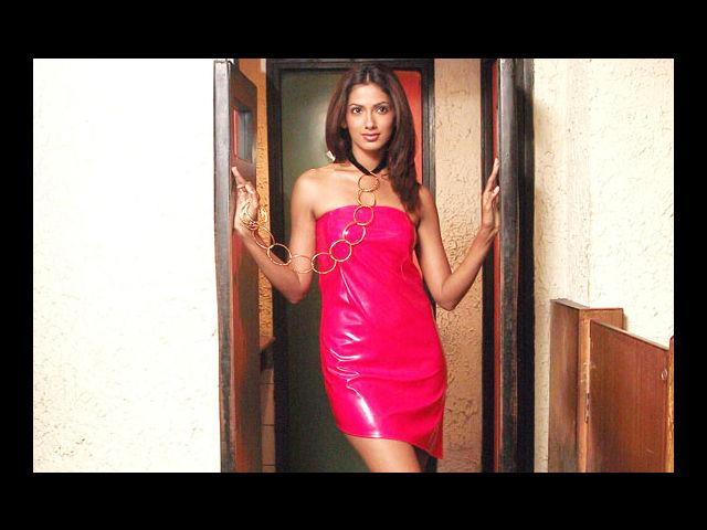 <b>2. Sheetal Mallar</b><br>She is the Armani, Fendi and Maybelline girl – and has done many other endorsements.