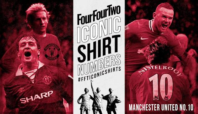 From a teenage sensation to a returning hero:in our series looking at some of world footballs most iconic jerseys, we explore the famous players to have worn the Manchester United No.10 shirt