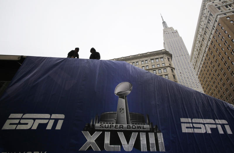 Super Bowl will be coldest, could also be greenest