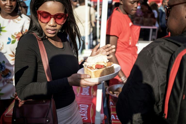 Soweto's iconic 'Kota' street sandwich inspired a festival in the township