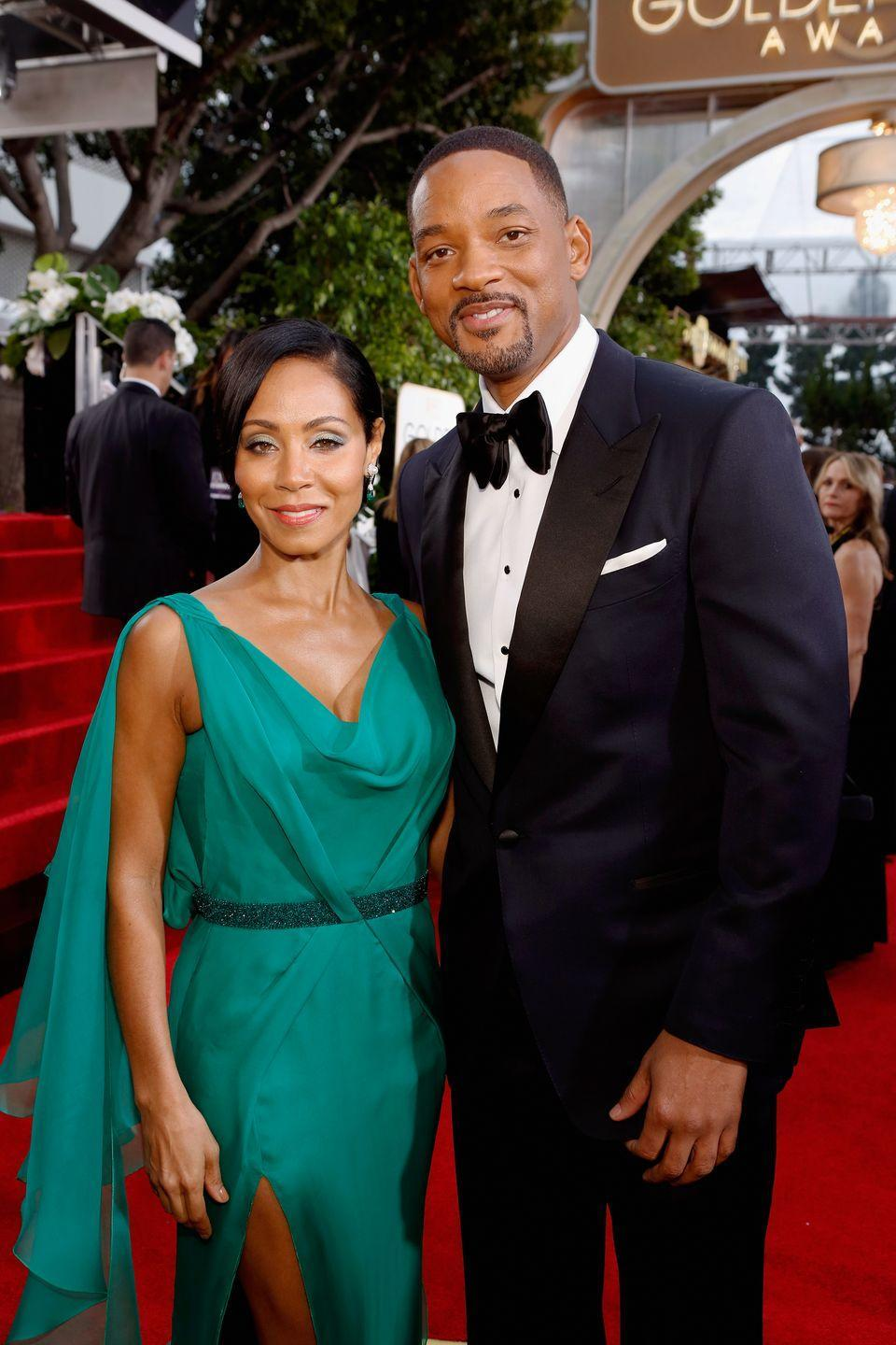 Jada Pinkett Smith First Met Will Smith When She Auditioned To Play His TV Girlfriend