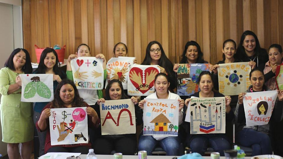 Photo credit: Photo Courtesy of Social Justice Sewing Academy