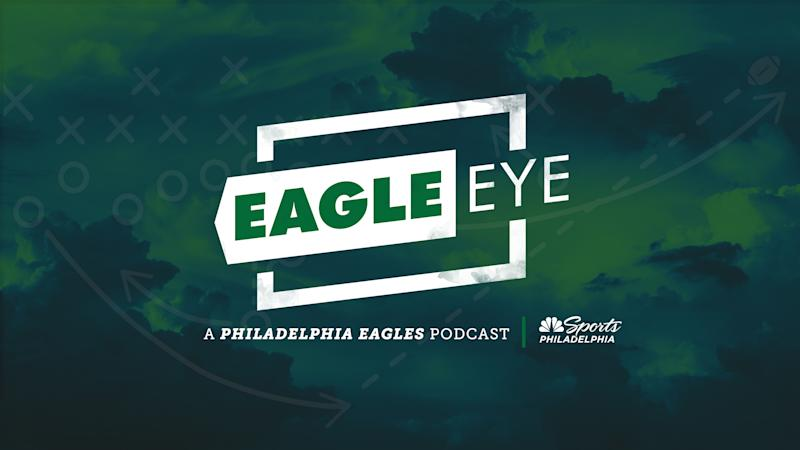 Eagle Eye podcast: An athlete's role in effecting real change