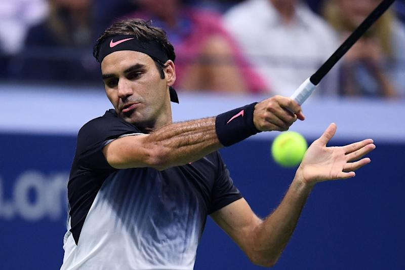 Roger Federer struggles through first round at US Open