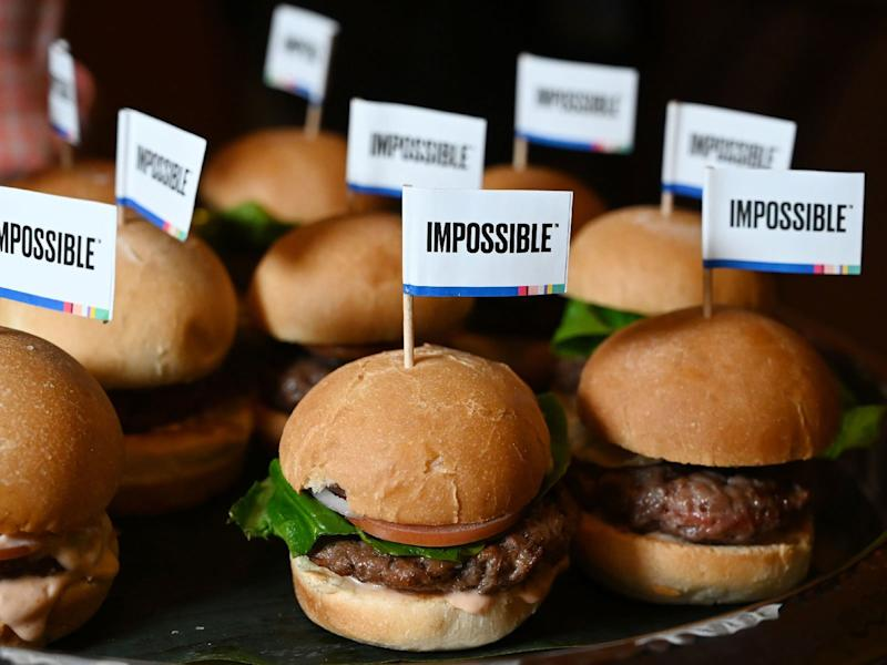 Impossible Burger's 'Magic Ingredient' Just Cleared An Important Regulatory Hurdle