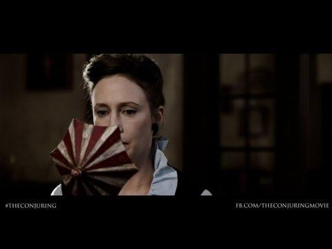 "<p>Based on true events (the <a href=""https://www.womenshealthmag.com/life/g27471451/best-horror-movies-based-on-true-stories/"" target=""_blank"">best kind of scary Halloween movie!</a>), <em>The Conjuring</em> follows paranormal investigators Ed and Lorraine Warren as they visit a haunted farmhouse in Rhode Island. Turns out, the whole area is steeped in satanic energy—and only the Warrens can stop it.</p><p><a class=""body-btn-link"" href=""https://www.netflix.com/title/70251894"" target=""_blank"">WATCH NOW</a><br></p><p><a href=""https://www.youtube.com/watch?v=k10ETZ41q5o"">See the original post on Youtube</a></p>"