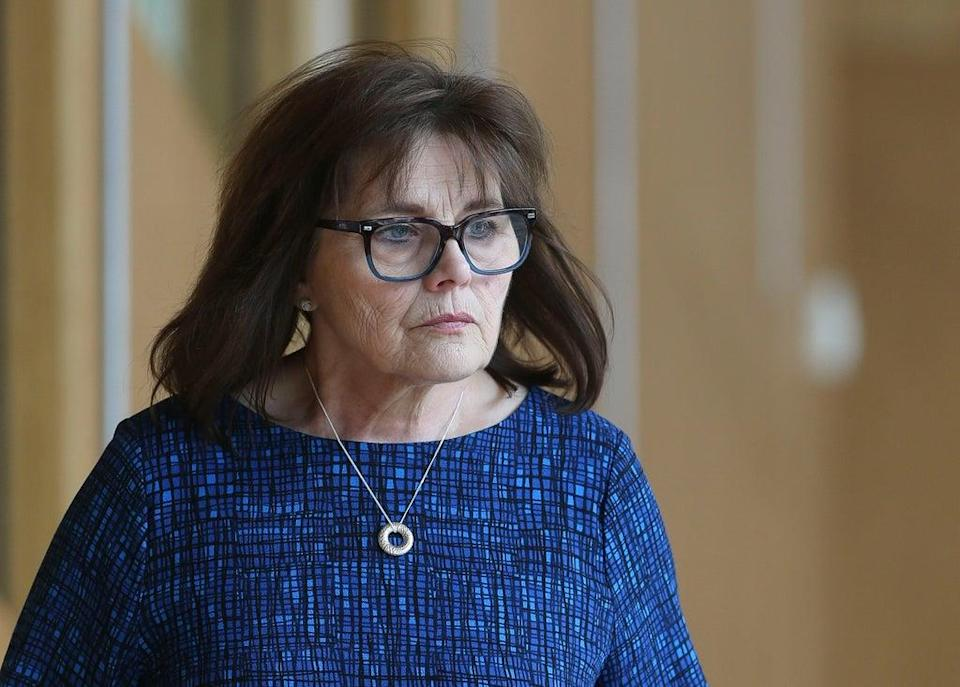 Kimberly Darroch said she contacted the then health secretary Jeane Freeman with concerns (Fraser Bremner/Scottish Daily Mail/PA) (PA Archive)