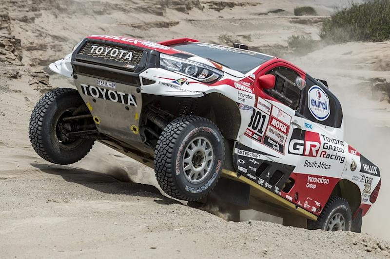 Toyota has plan if Alonso decides to do Dakar