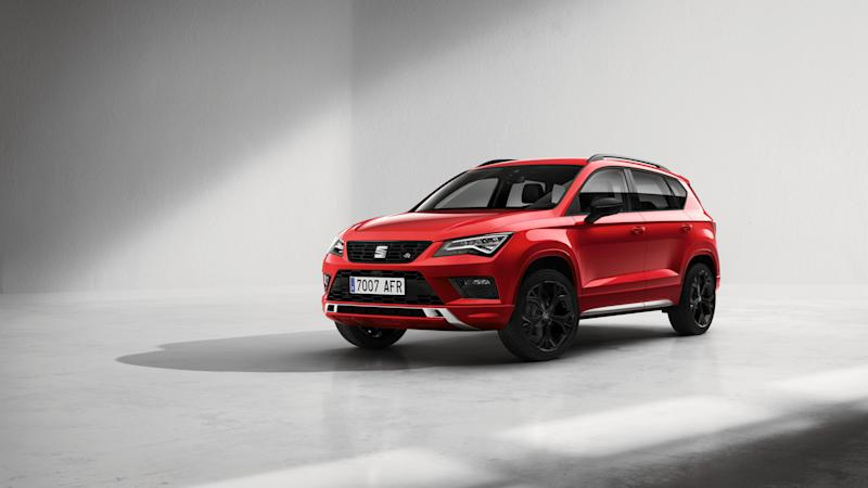 Seat Ateca FR Black Edition joins SUV's line-up