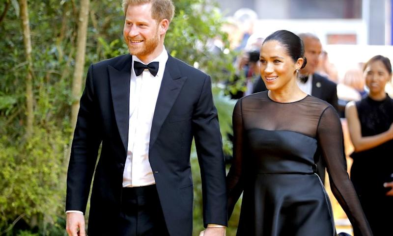 """Meghan Markle Is Criticized for Marrying Prince Harry in """"60 Minutes Australia"""" Special"""