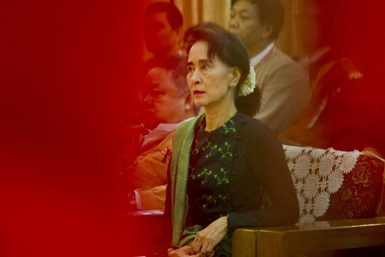 Aung San Suu Kyi has been hit with a raft of charges by Myanmar's military junta