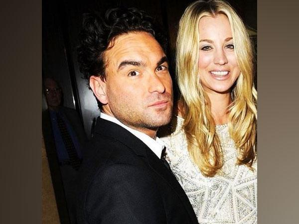 Johnny Galecki and Kaley Cuoco (Image Source: Instagram)
