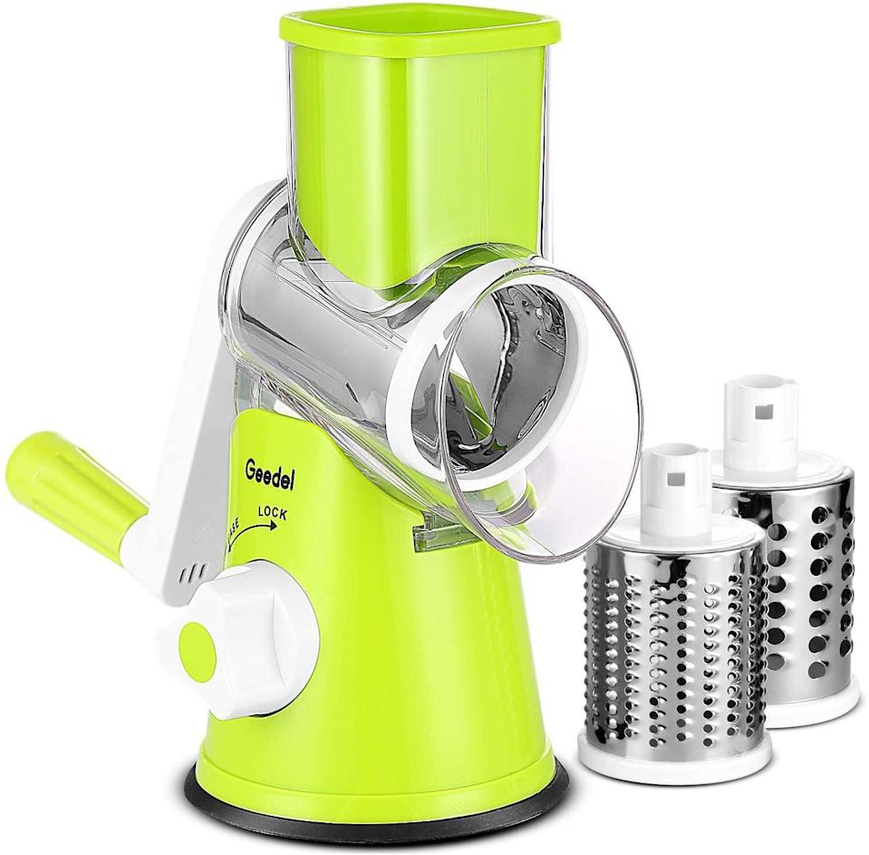<p><span>Rotary Cheese Grater</span> ($20, originally $26)</p>