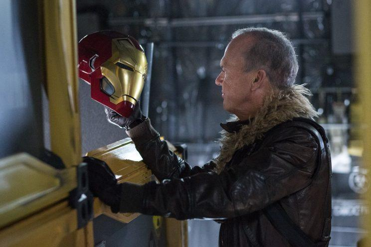 Michael Keaton in 'Spider-Man: Homecoming' (Sony)