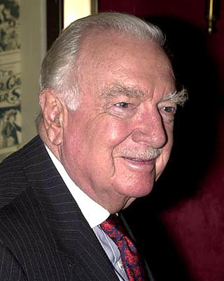 "Premiere: <a href=""/movie/contributor/1800164006"">Walter Cronkite</a> at the New York premiere of <a href=""/movie/1804749968/info"">Serendipity</a> - 10/3/2001<br><font size=""-1"">Photo: <a href=""http://www.wireimage.com"">Theo Wargo/Wireimage.com</a></font>"