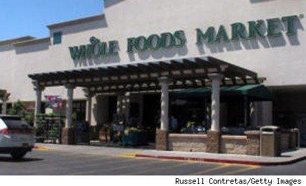 Whole Foods market store in Albuquerque, N.M.