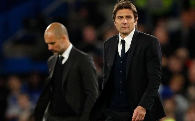 Simplicity is king for Antonio Conte while Pep Guardiola insists on making life difficult