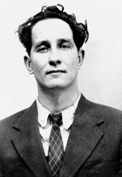 FILE - A July 8, 1963 file photo shows Ronnie Biggs. Ronnie Biggs, known for his role in the 1963 Great Train Robbery, died Wednesday, Dec. 18, 2013, his daughter-in-law said. He was 84. (AP Photo/PA, File) UNITED KINGDOM OUT