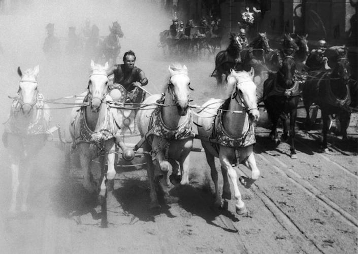 Ben Hur (MGM via Getty Images)