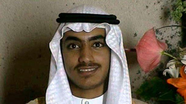 PHOTO: In this image from video released by the CIA, Hamza bin Laden, the son of the late al-Qaida leader Osama bin Laden is seen as an adult at his wedding. (CIA via AP)
