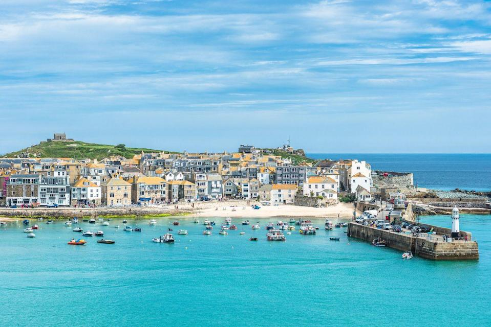 <p>We're not at all surprised that the delightful town of St Ives in Cornwall made the list. With a rich heritage, it's loved for its silky sandy beaches, glorious views and vibrant culture. </p>