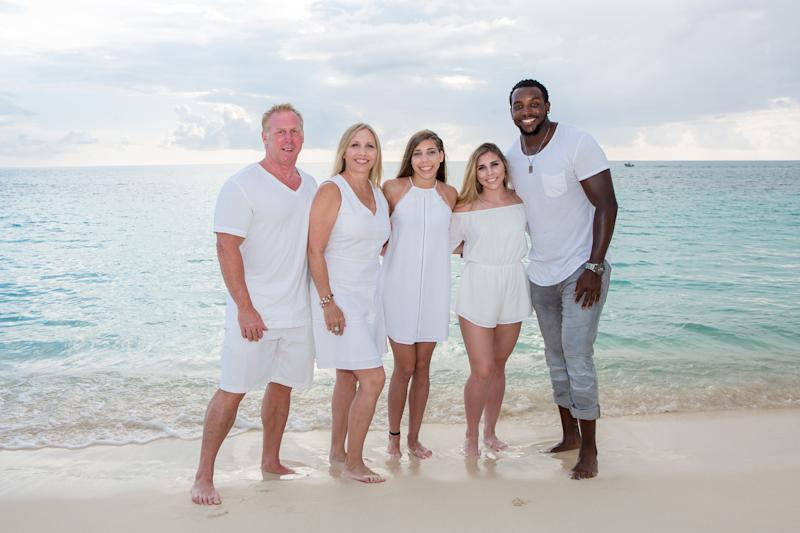 The Jaynes family. The faces behind the company Richie, Cindy, Whitney, Kilee, MJ