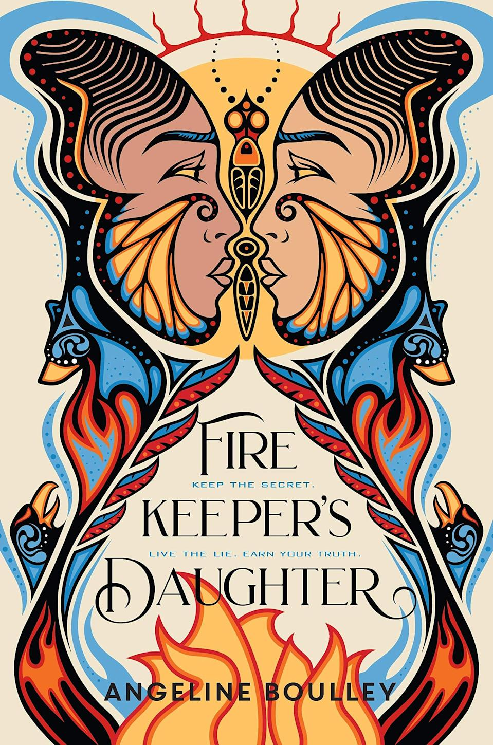 <p>Angeline Boulley's <span><strong>Firekeeper's Daughter</strong></span> is sure to be on one of the year's best YA novels. This intense thriller finds an 18-year-old Native teen, Daunis Fontaine, drawn into the FBI's investigation into a dangerous drug that's plaguing the Ojibwe reservation. But the deeper Daunis goes undercover, the more she begins to wonder whether or not the FBI has any interest in protecting her community at all. </p> <p><em>Out March 16</em></p>