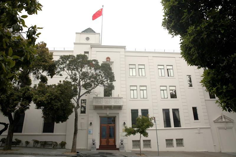 U.S. Wants Chinese Scholar Who Hid in Consulate Kept in Jail