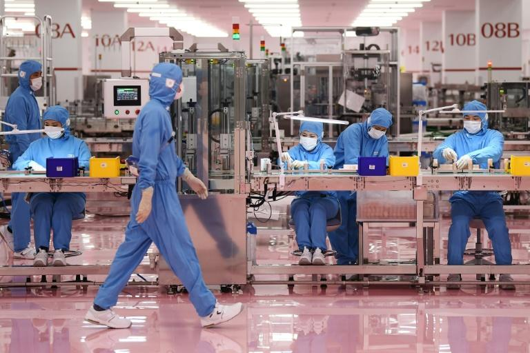 Japanese manufacturers are feeling particularly gloomy about the future, with few seeing much chance of a post-coronavirus bounceback