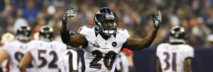 At the end of his career, there was a small hype about Ed Reed retiring a Raven. Didn't happen.