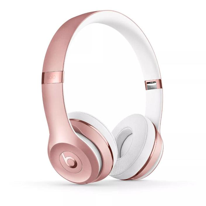 """Teens and tweens love their screen time, but that doesn&rsquo;t mean parents want to hear their activities. Get the kiddos <strong><a href=""""https://fave.co/2KDjokq"""" rel=""""nofollow noopener"""" target=""""_blank"""" data-ylk=""""slk:these wireless headphones"""" class=""""link rapid-noclick-resp"""">these wireless headphones </a></strong> to save your own ears. <strong><a href=""""https://fave.co/2KDjokq"""" rel=""""nofollow noopener"""" target=""""_blank"""" data-ylk=""""slk:Get them at Target"""" class=""""link rapid-noclick-resp"""">Get them at Target</a></strong>."""