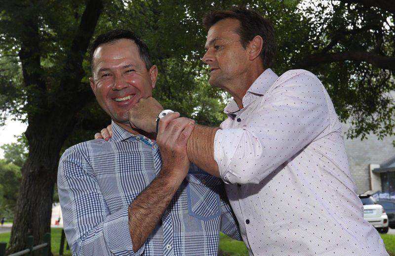 Ricky Ponting and Adam Gilchrist will lead their respective teams in the Bushfire Cricket Bash.