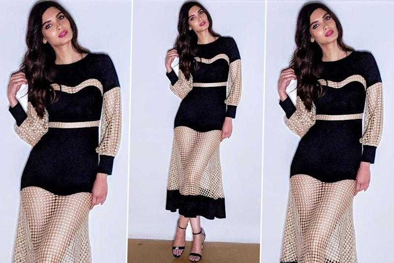 Diana Penty in Mad Glam Party Dress