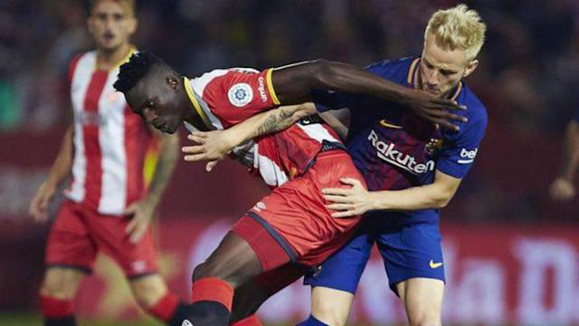 Olunga also became the first Kenyan to score in the top Spanish league