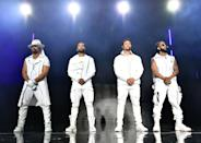 """<p>B2K, or Boys of the New Millennium, debuted in 2000. The group was known for fusing the boy band pop craze with genres like hip hop and R&B. They broke up in 2004, but not before releasing their hit collaboration with P. Diddy, """"Bump, Bump, Bump,"""" in 2002. </p>"""