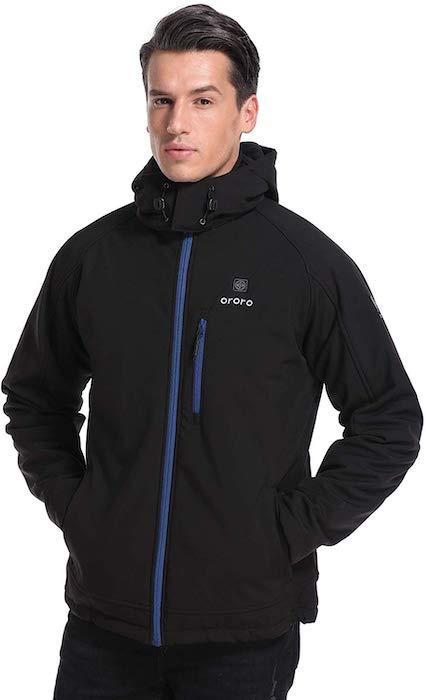 The perfect outer layer for men who like to stay warm at all times. (Photo: Amazon)