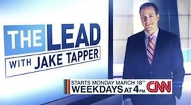 CNN's 'The Lead With Jake Tapper' Premieres Soft As Jeff Zucker Era Begins