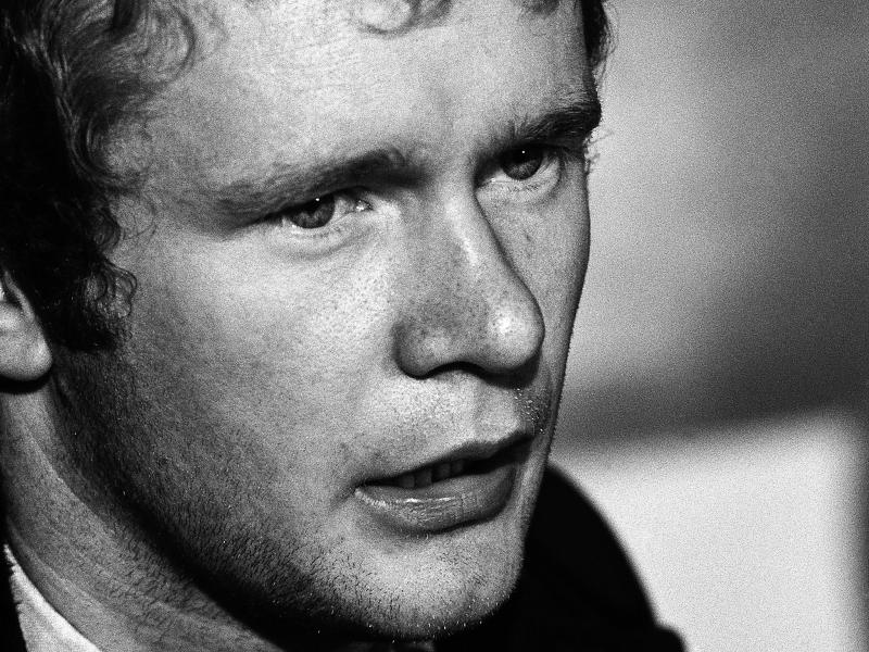 Martin McGuinness, head of the Provisional IRA (Irish Republican Army): Getty