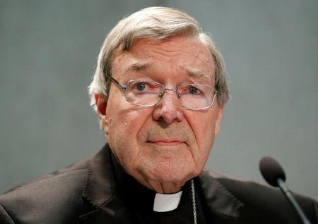 Cardinal George Pell reaches Australia to face sexual abuse charges