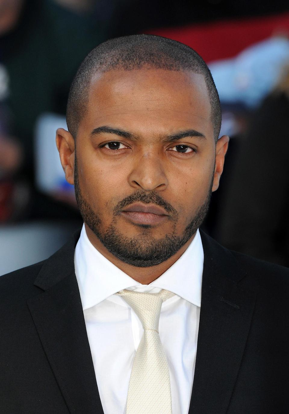Noel Clarke at the London premiere of 'Star Trek Into Darkness'