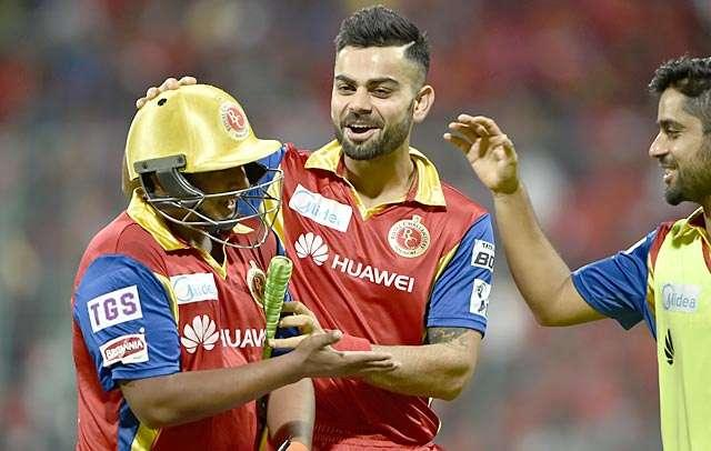 Sarfaraz Khan India RCB Cricket Virat Kohli