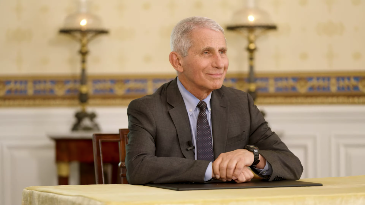 Dr. Anthony Fauci (The White House)