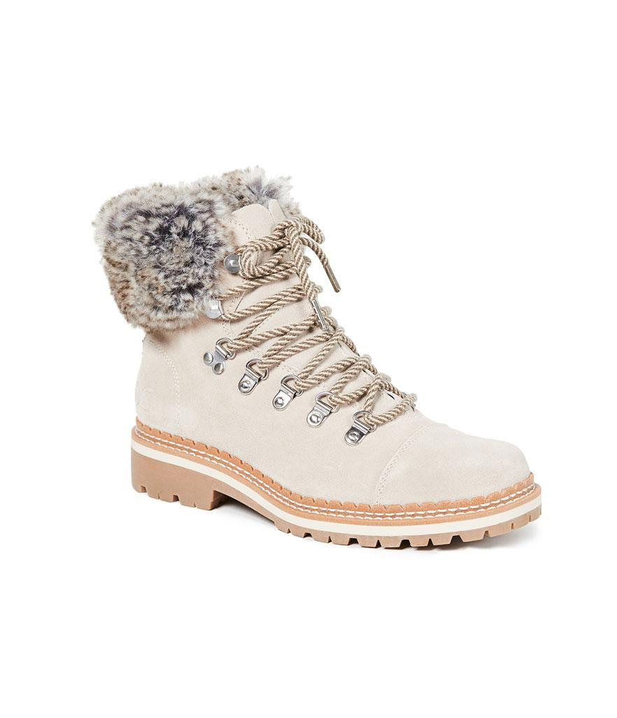 """<p>Pair these with a puffer coat and beanie, and you'll be ready for a snow day.<br><a href=""""https://fave.co/2zWBI27"""" rel=""""nofollow noopener"""" target=""""_blank"""" data-ylk=""""slk:Shop it:"""" class=""""link rapid-noclick-resp"""">Shop it:</a> Sam Edelman Bowen Boots, $150, <a href=""""https://fave.co/2zWBI27"""" rel=""""nofollow noopener"""" target=""""_blank"""" data-ylk=""""slk:shopbop.com"""" class=""""link rapid-noclick-resp"""">shopbop.com</a> </p>"""